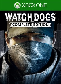 [xbone] WATCH_DOGS™ COMPLETE EDITION