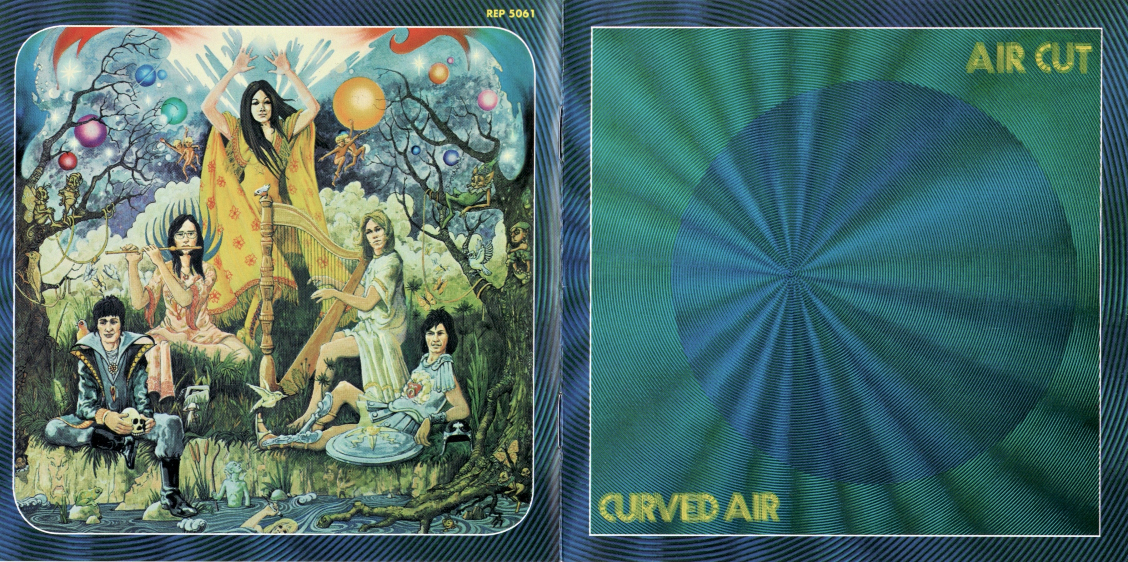 Curved Air - Metamorphosis