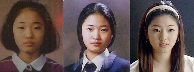 '베이글녀' 김사랑의 진화