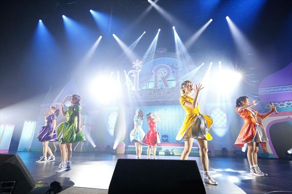 성우 유닛 'i☆Ris'의 3번째 라이브 투어 마지막 공연..