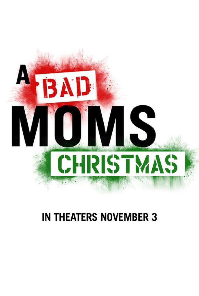 """""""A Bad Mom's Christmas"""" 라는 작품입니다."""
