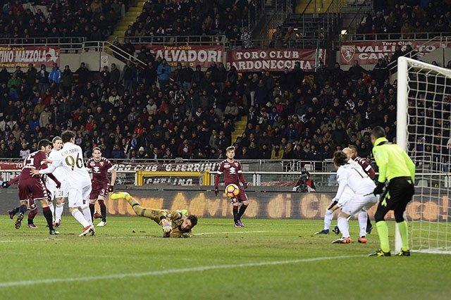 2016-17 Serie A 20R Torino 2-2 AC Milan 감상+α