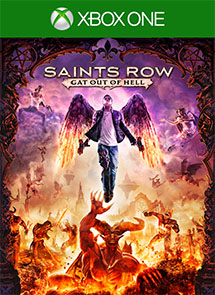 [xbone] Saints Row: Gat out of Hell
