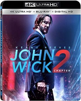 존 윅 리로드(John Wick: Chapter 2) UHD-BD 소개