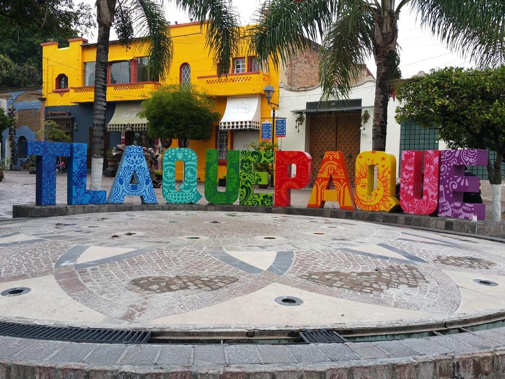 [멕시코] 뜰라께빠께(Tlaquepaque) 둘러보기