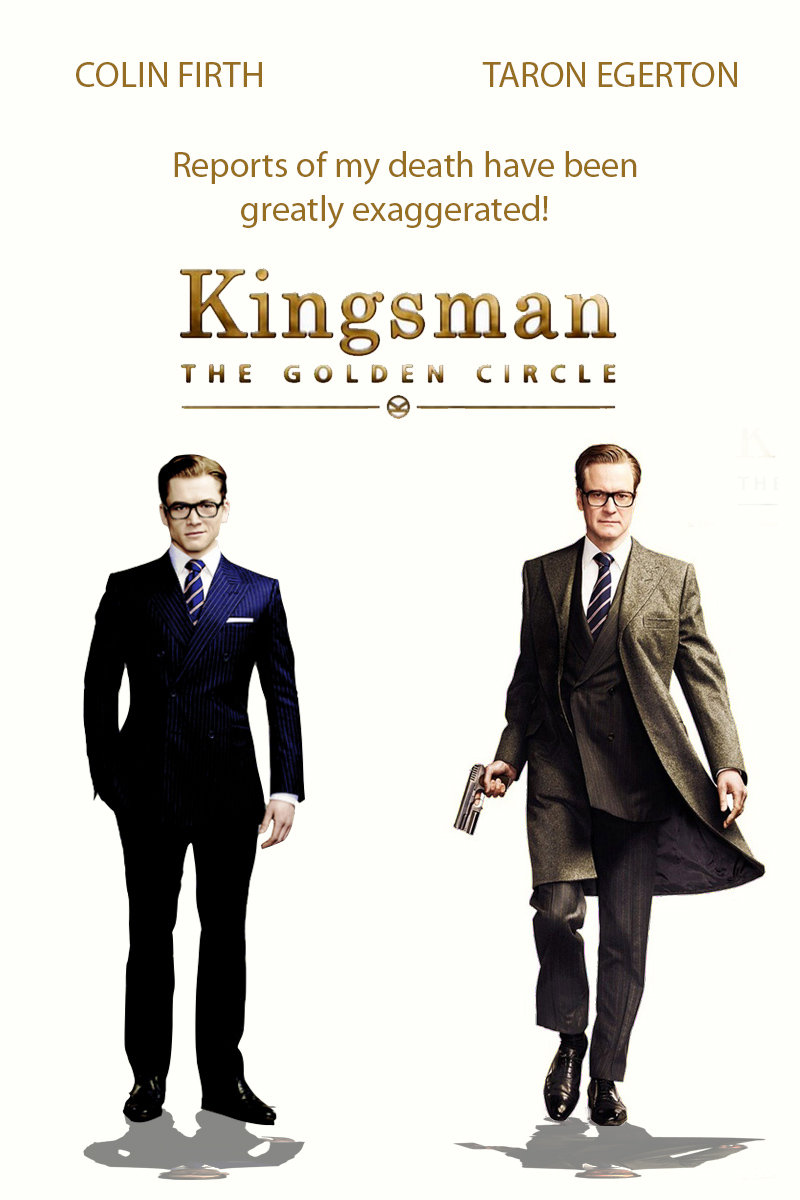 """Kingsman: The Golden Circle"" 예고편입니다."