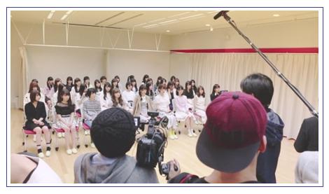노기자카46 '언더' MV는 첫 공개 영상 가득의 다큐..