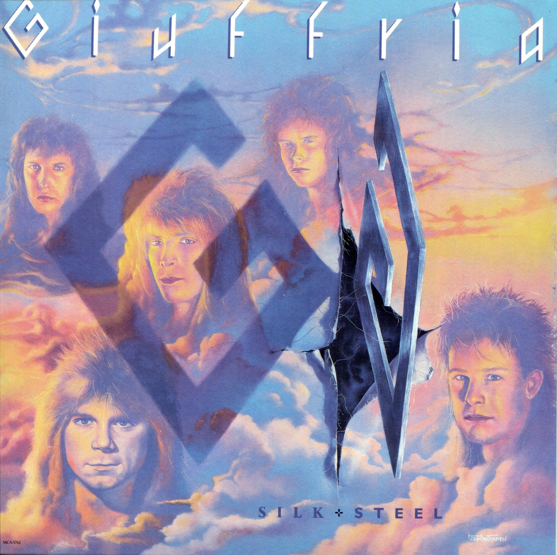 Giuffria - Girl