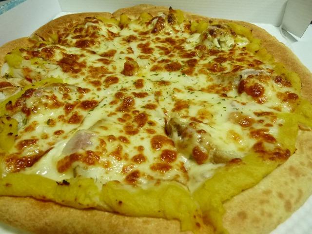 포테이토 피자 먹기 좋은 날