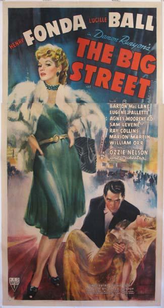 거대한 거리 (The Big Street, 1942)