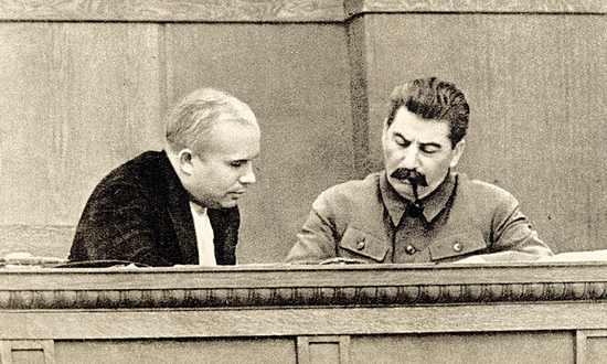 """""""스탈린과 흐루쇼프 그리고 식민지 민족해방"""""""