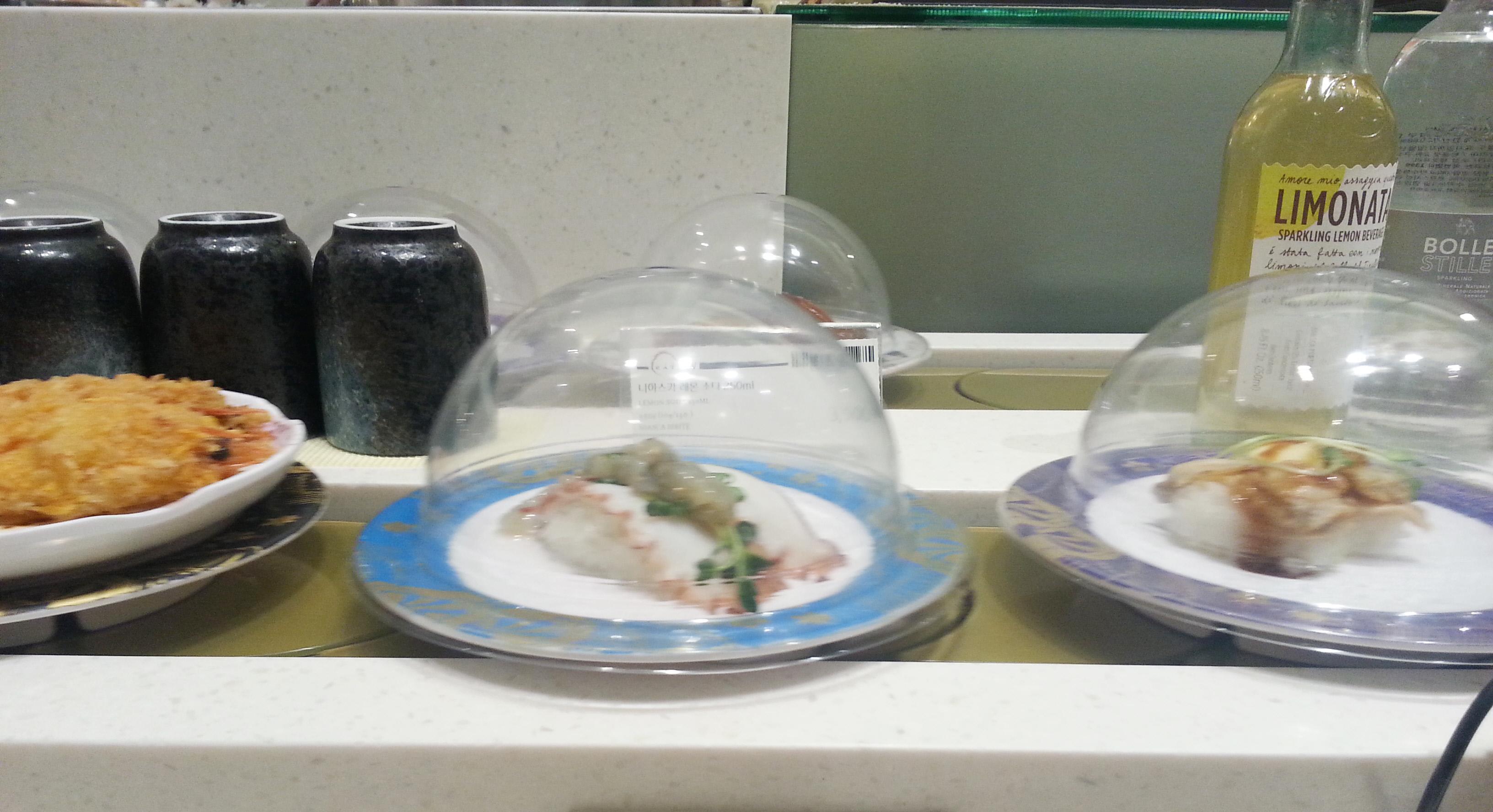 [판교/일식] 본가스시 - 판교 현대백화점 푸드코트