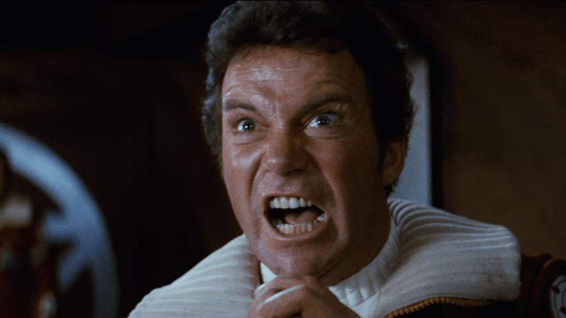 Star Trek: The Wrath of Khan: The Angry Kirk