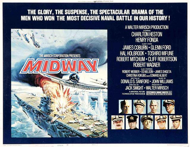 미드웨이 (Midway, 1976)