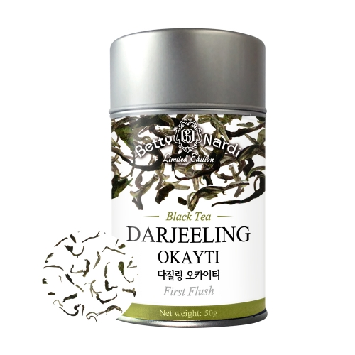 Betty Nardi) Darjeeling Okayti