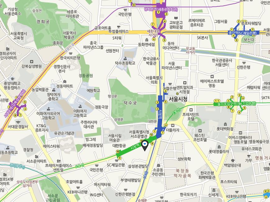 서울 3대 족발, 만족오향족발 시청점