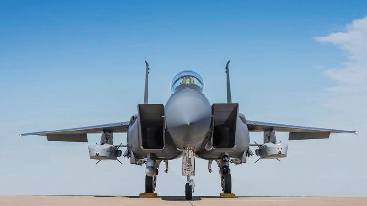 F-15K Slam Eagle & KEPD 350 Taurus