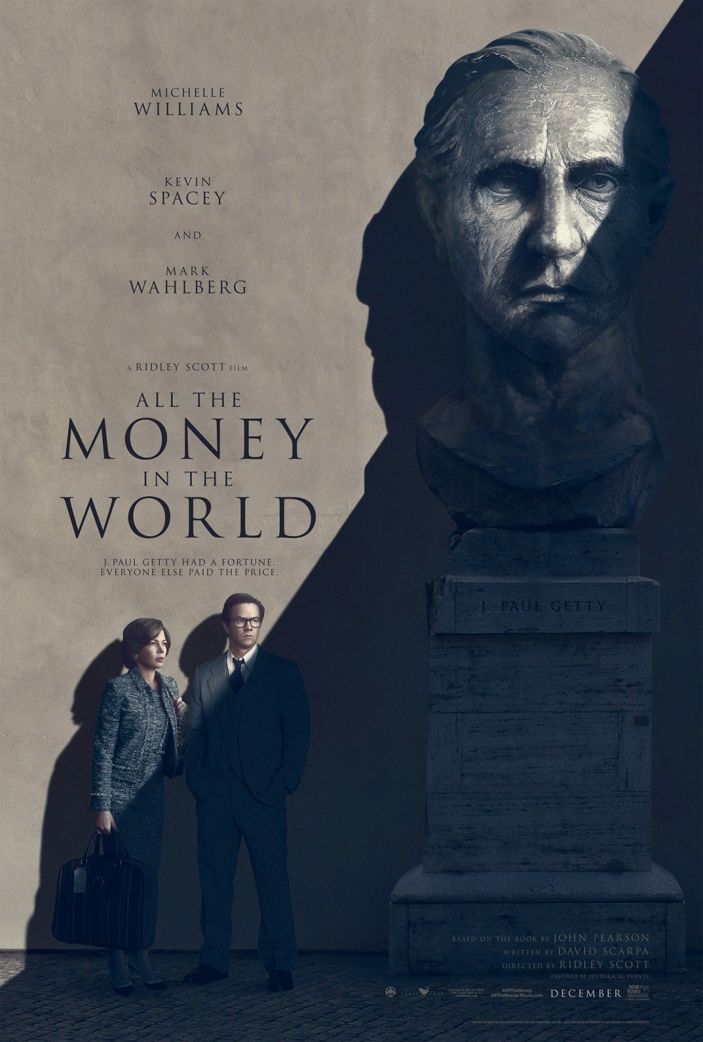 "리들리 스콧의 신작, ""All The Money In The World.."