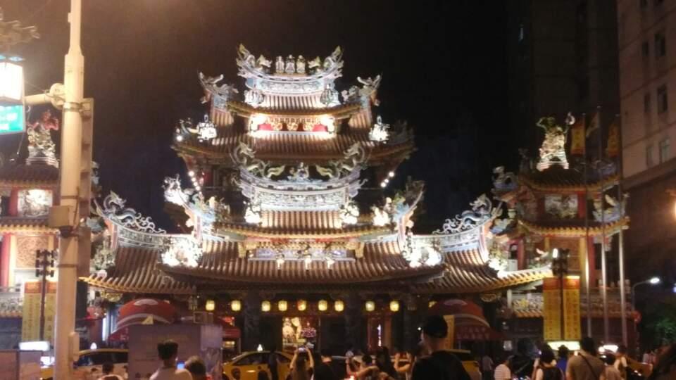 대만여행3 - 라오허제 야시장, 발맛사지