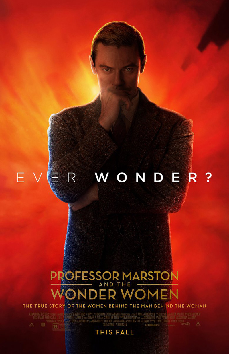 """Professor Marston & the Wonder Women"" 포.."