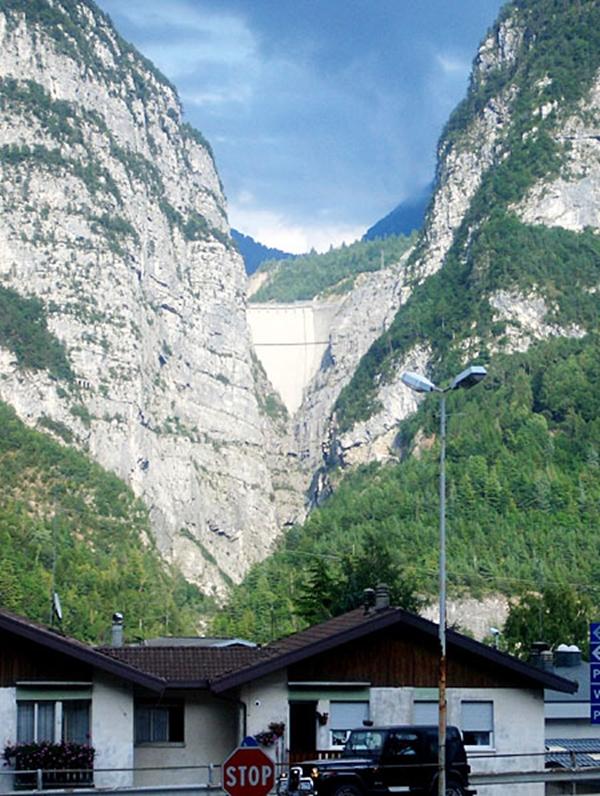 바이온트 댐 참사