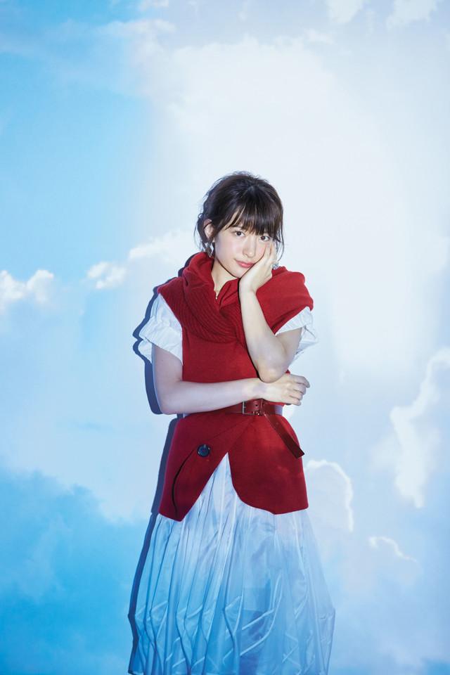 성우 코마츠 미카코씨의 새로운 싱글 음반 'Swing hea..