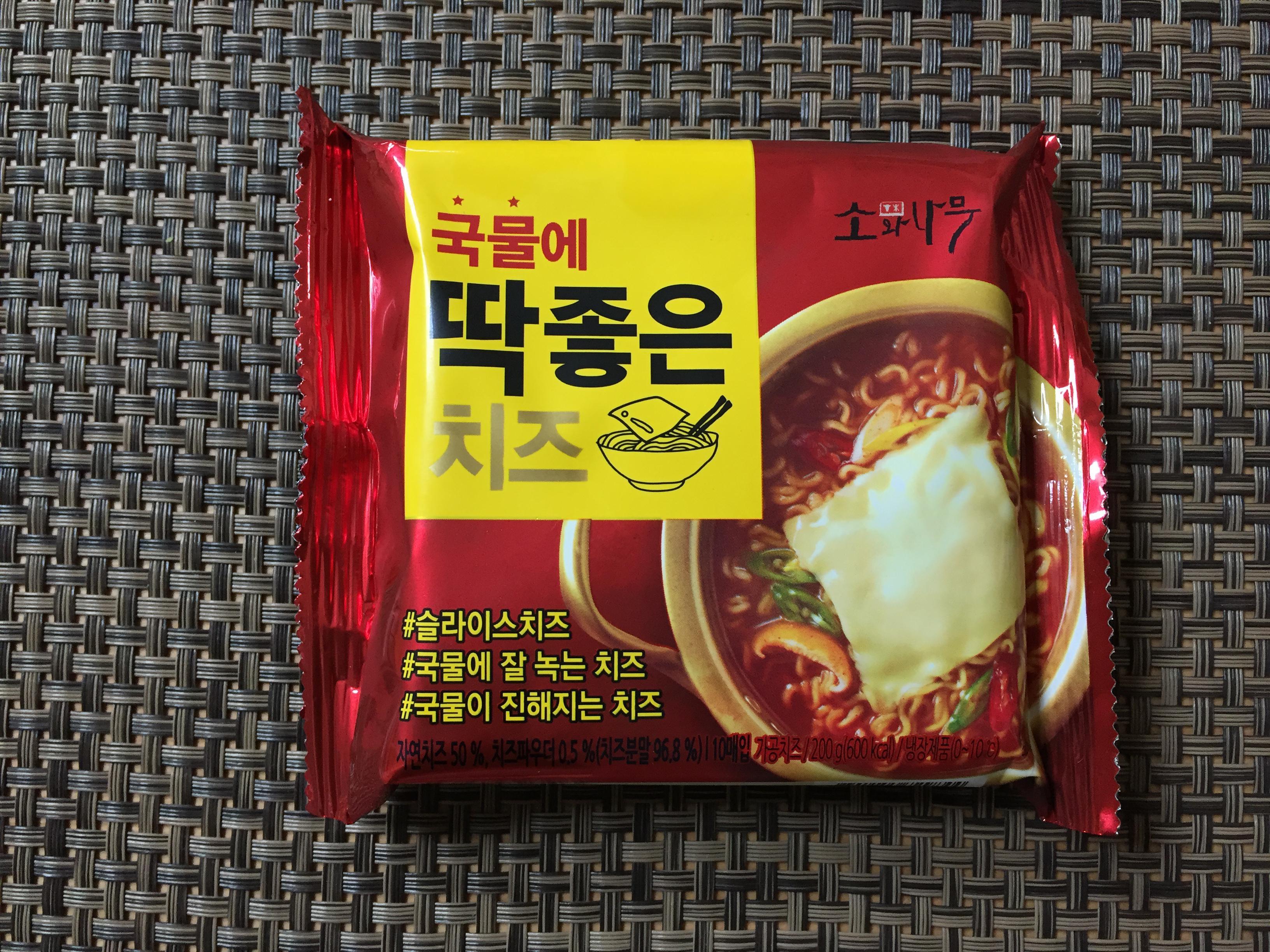 [동원]소와나무 국물에 딱좋은 치즈