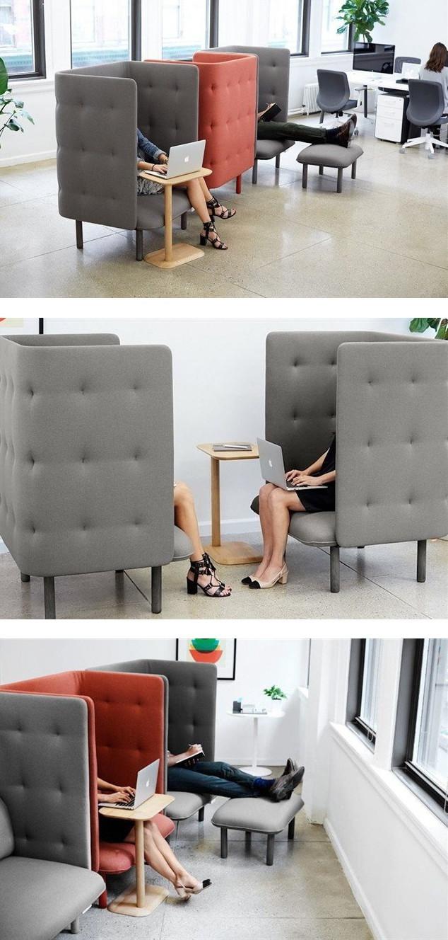 호불호갈리는 라운지 의자!!