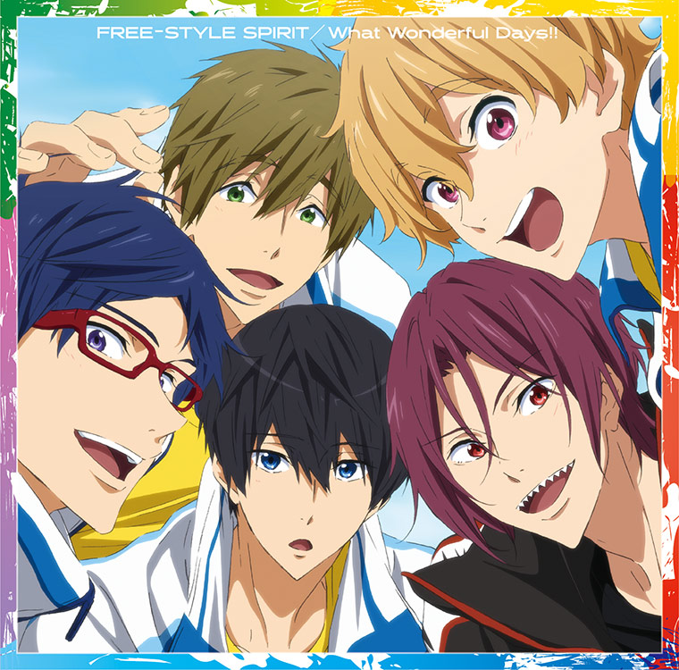 특별편 Free! -Take Your Marks- CD