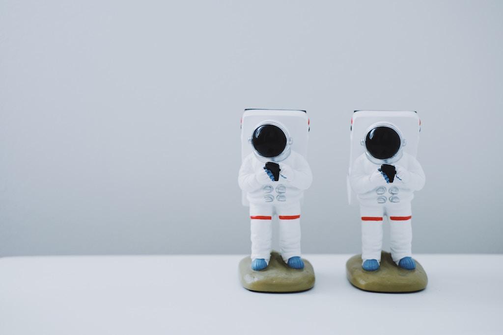 NASA 우주 비행사가 되고 싶니? 드루와!