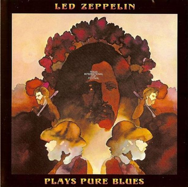 Led Zeppelin (Plays Pure Blues (Full Co..