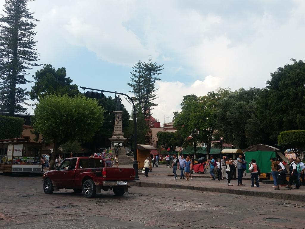 [멕시코] Jardin Zenea