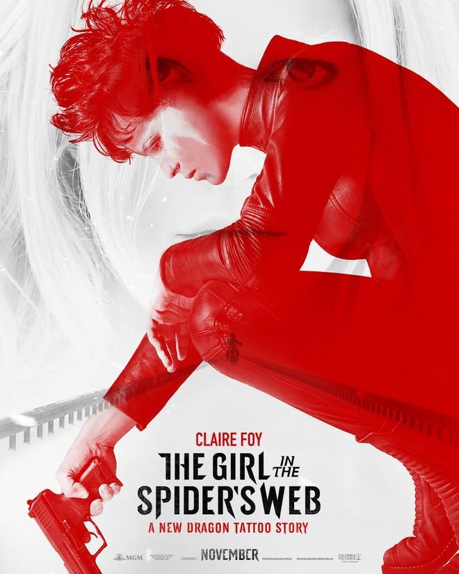 """밀레니엄의 속편, """"The Girl In The Spider`s Web.."""