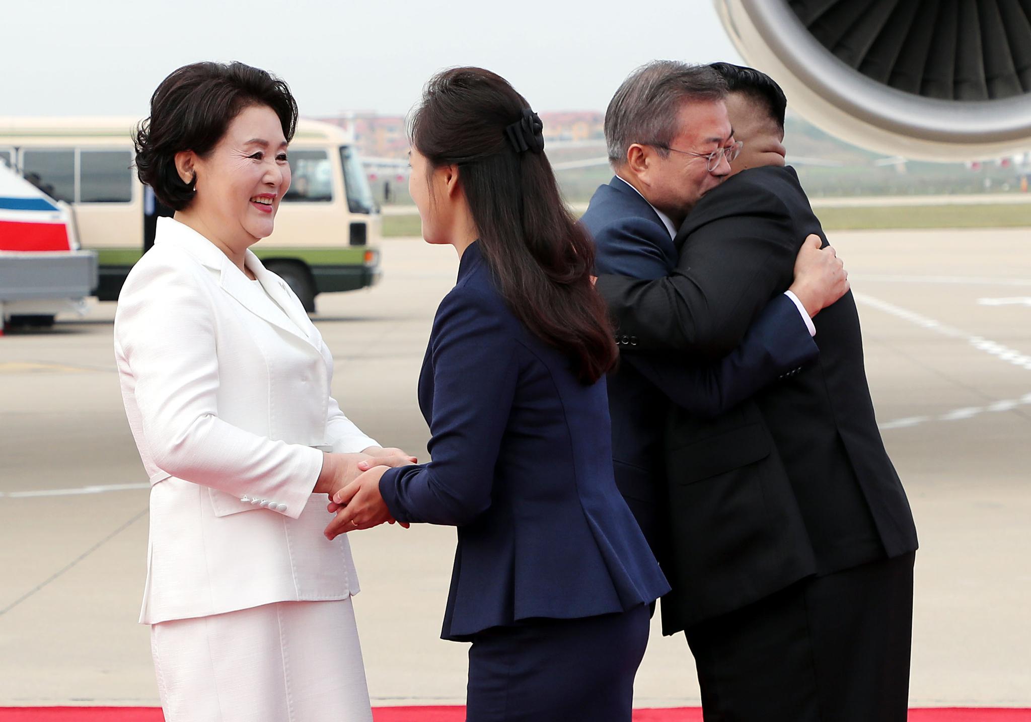 남북이 하나됨을 느낀 3차 남북정상회담.