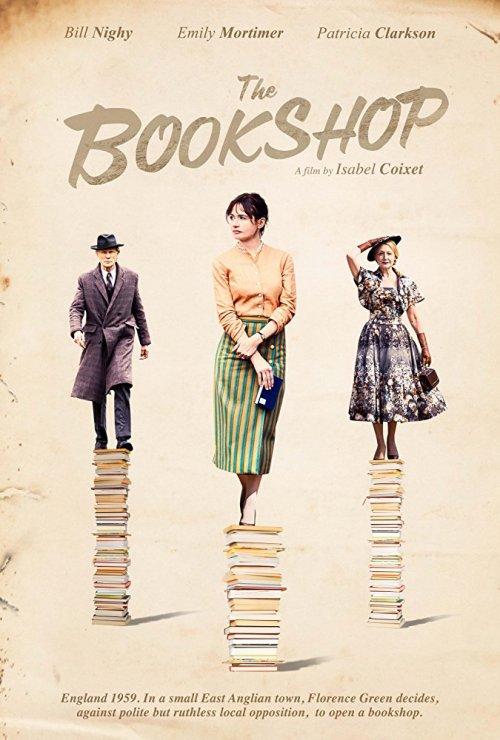 더 북 샵 (The Book Shop) [The Movie]
