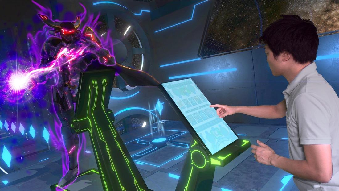 반다이가 인공지능 기술을 활용한 디지털 카드 게임..