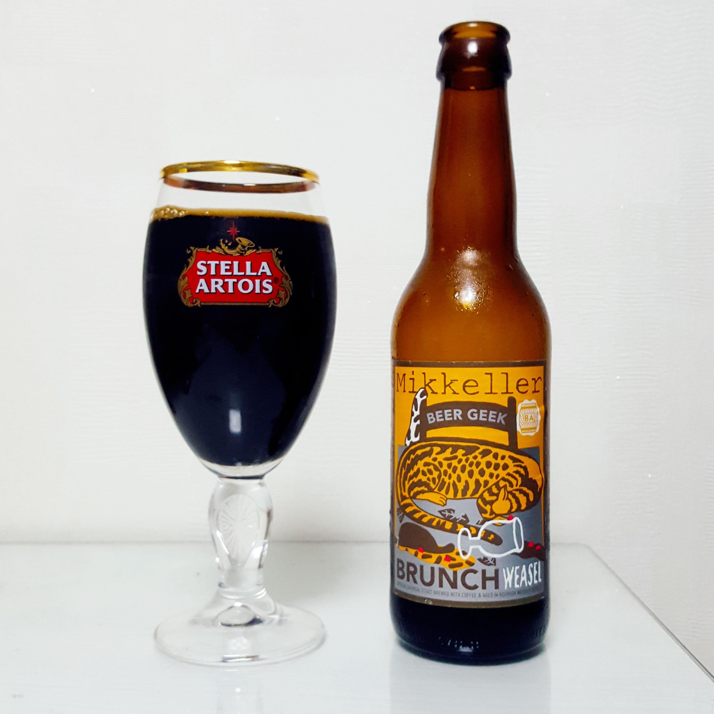 [맥주] Mikkeller Beer Geek Brunch Weasel