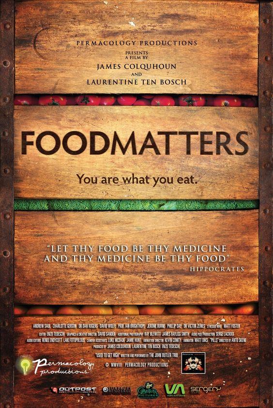 음식이 약이다(Food Matters), 2008