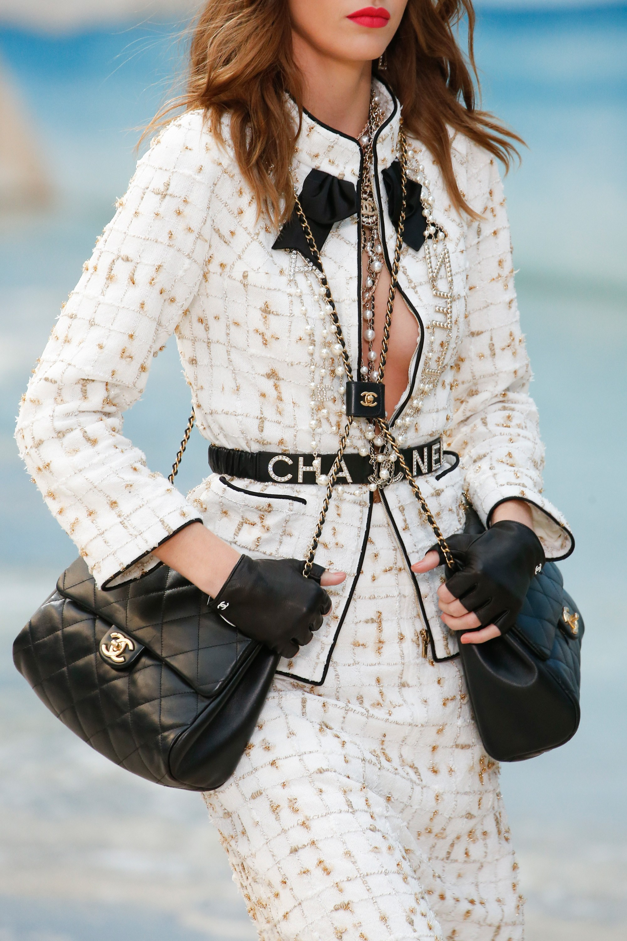 [Chanel] 2019 Spring Summer Ready to Wear D..