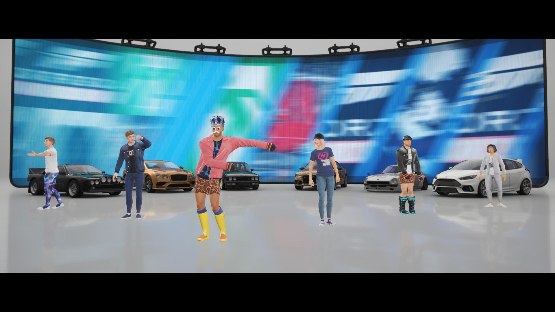 포르자 호라이즌 4 플레이 영상 ~2018/10/11
