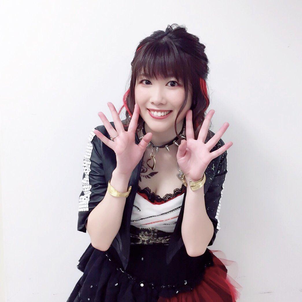 성우 마에다 레나의 사진, 도쿄 7th 시스터즈 라이브..
