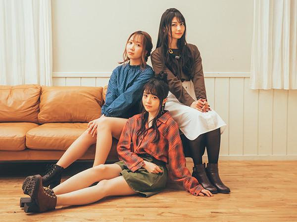 성우 유닛 TrySail의 신곡 'azure'의 뮤직 비디오..