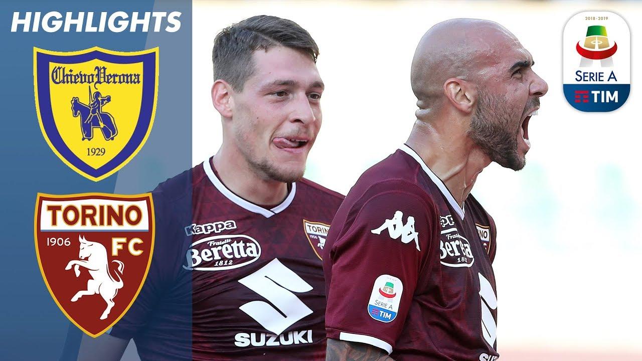 2018-19 Serie A 7R Chievo 0-1 Torino 감상