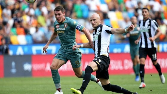 2018-19 Serie A 4R Udinese 1-1 Torino 감상