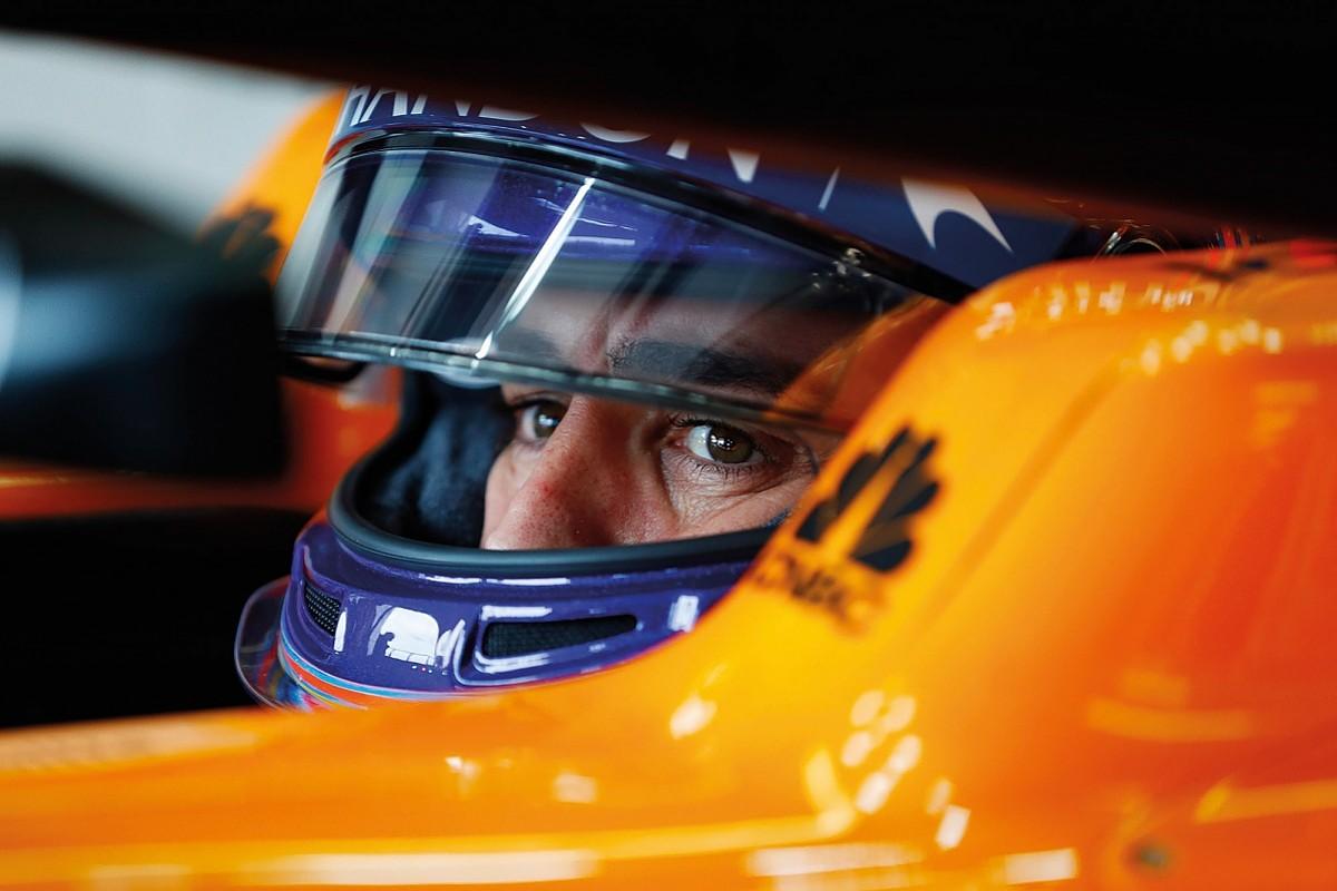 페르난도 알론소에의 F1의 작별인사