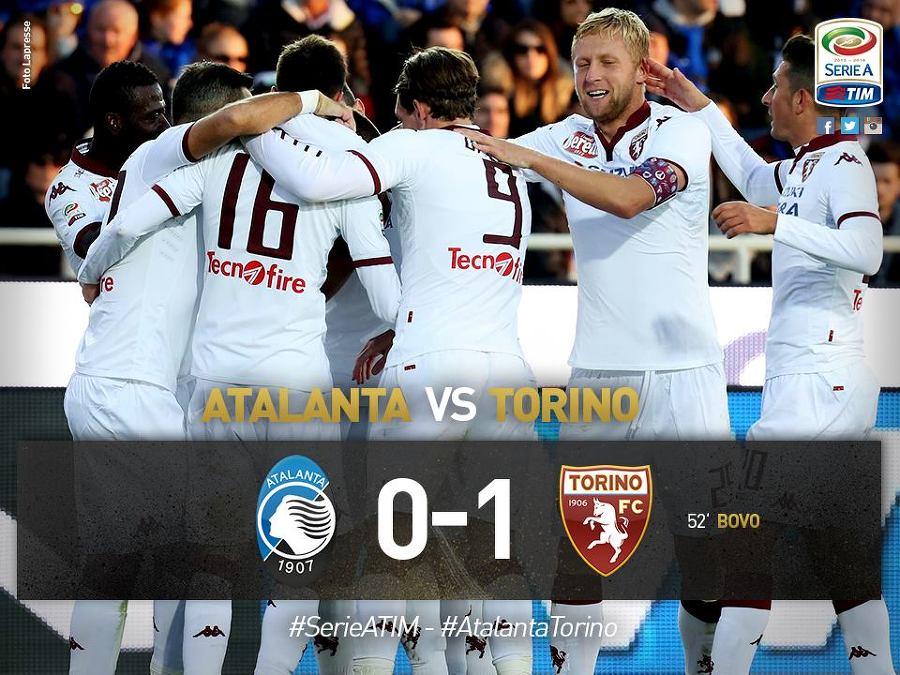 2015-16 Serie A 13R Atalanta 0-1 Torino 감상