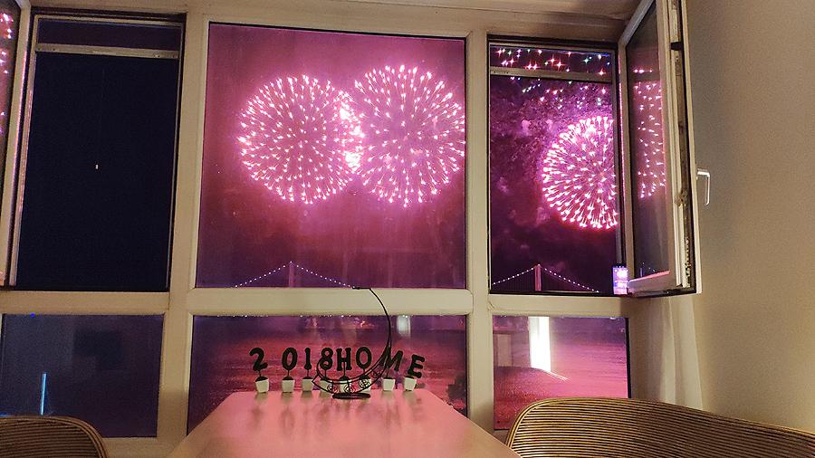 2018 제14회 부산 불꽃축제
