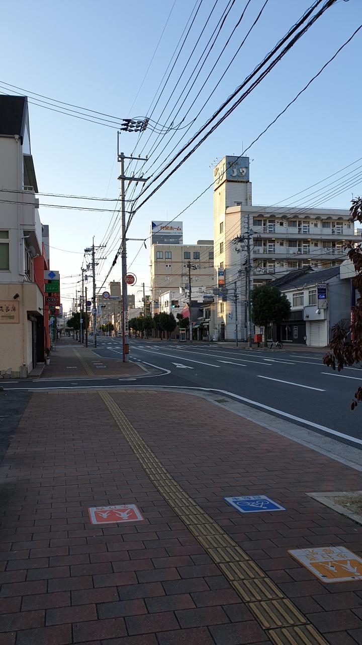 JR 산요산인패스 : 4일차, 요나고와 쿠라요시