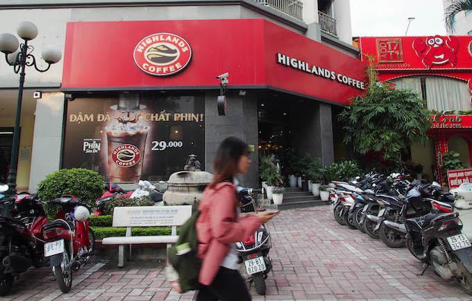 베트남 최고의 커피 체인은?