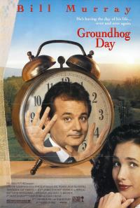 사랑의 블랙홀 Groundhog Day (1993)